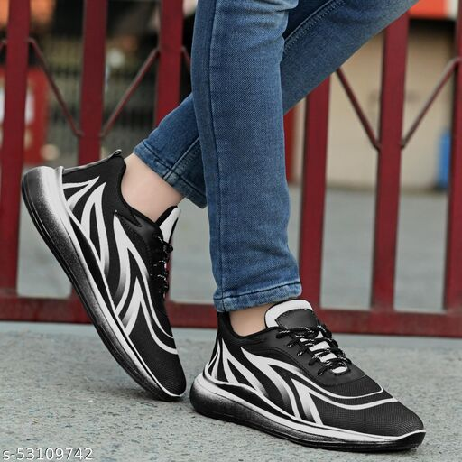 New Trendy Sport Shoes for men's