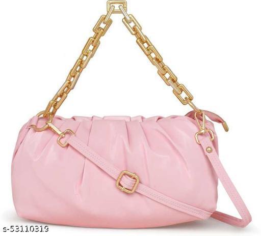trendy and stylish cloud/croco slingbag  handbag for womenand girls
