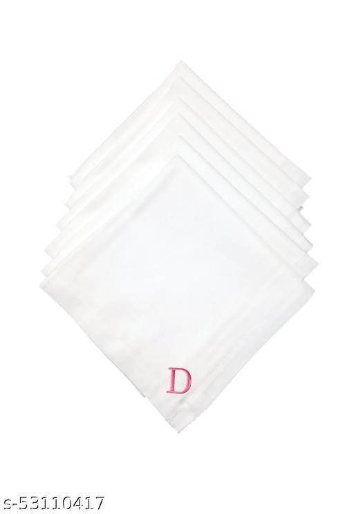 Embroidered Men Handkerchief