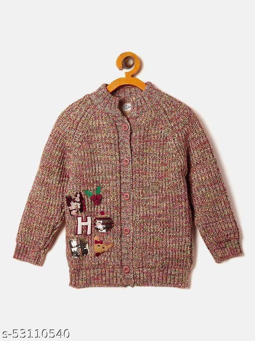Girls Winter Sweater