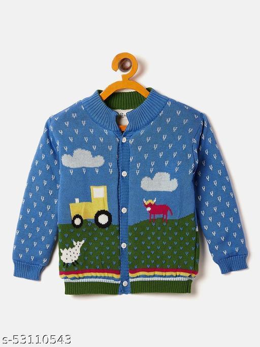 Kids Unisex Winter Sweater