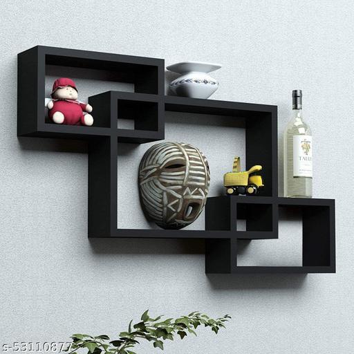 Wall shelves for living room home decor | Stylish wall shelf smart home choice
