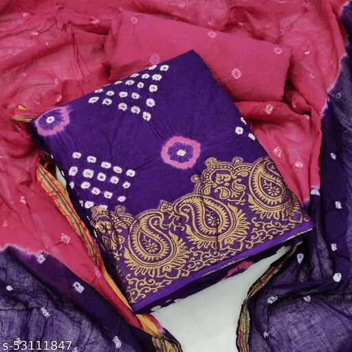 Abhisarika Voguish Salwar Suit & Dress Material