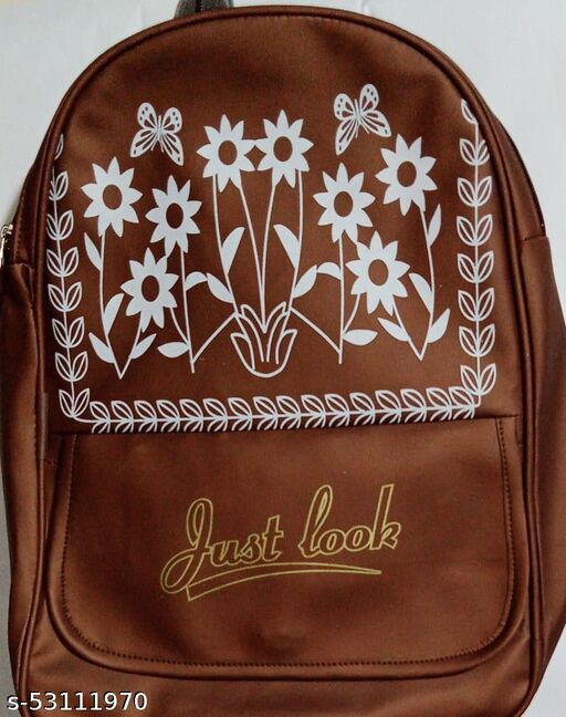 Elegant Alluring Women Backpacks