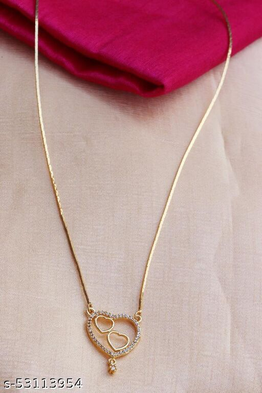 Sizzling Graceful Women Necklaces & Chains