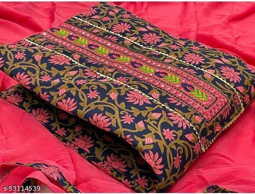 Jivika Graceful Kurti Fabrics