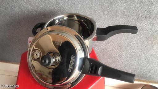 KENSON 2.0 LTR Stainless Steel Pressure Magma Series Handi Cooker