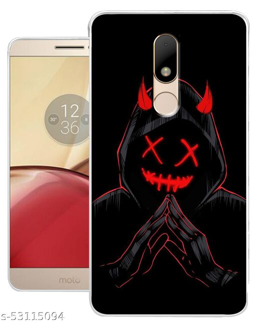 Motorola Moto M Back cover For By Printsmart