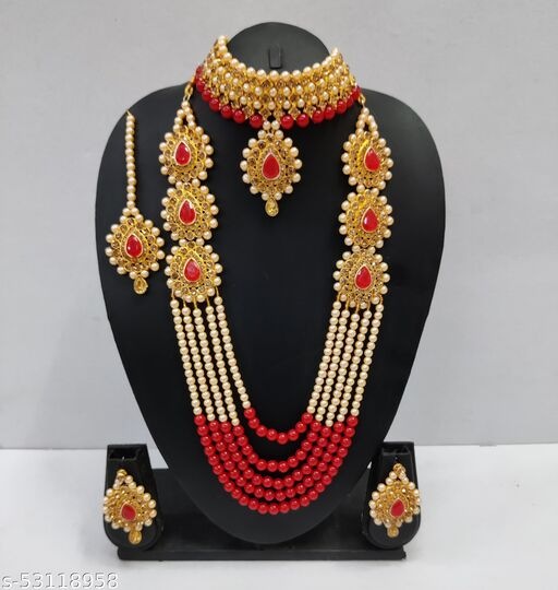 BRIDAL COMBO Jewellery Set