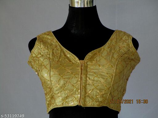 New trendy sequence blouses