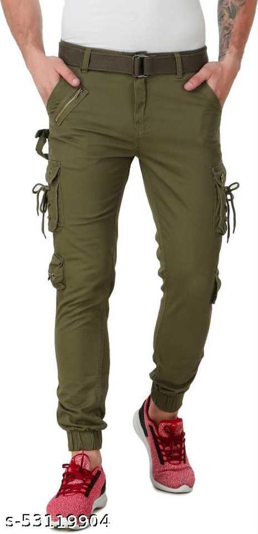 A&M CARGO GREEN CARGO Trouser