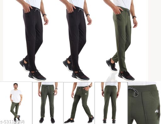 Designer Glamorous Men Pant Style Track Pant