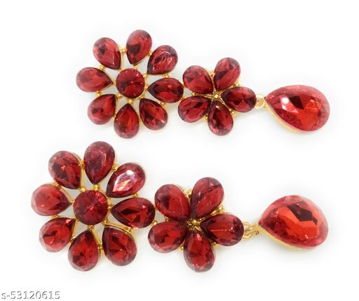 Crystal Dangle & Drop Earrings For Women
