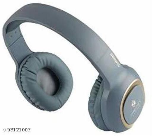 ZEBRONICS ZEB-PARADISE Bluetooth Headset  (Blue, On the Ear)