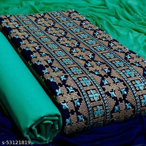 MAITRY COTTON DRESS SUIT