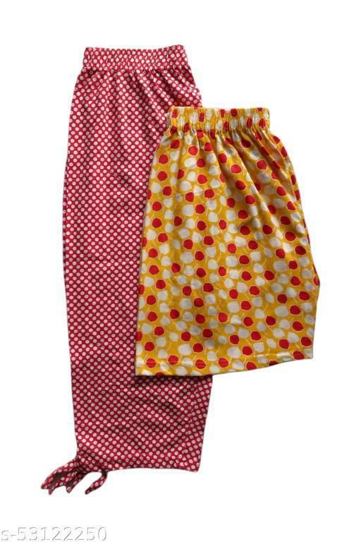 Women's Printed Capri Shorts Combo CSCOMBO08