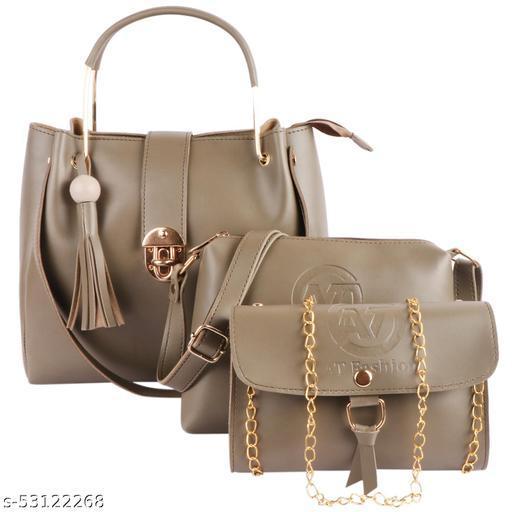 Handbag  Pack of 3 (00201