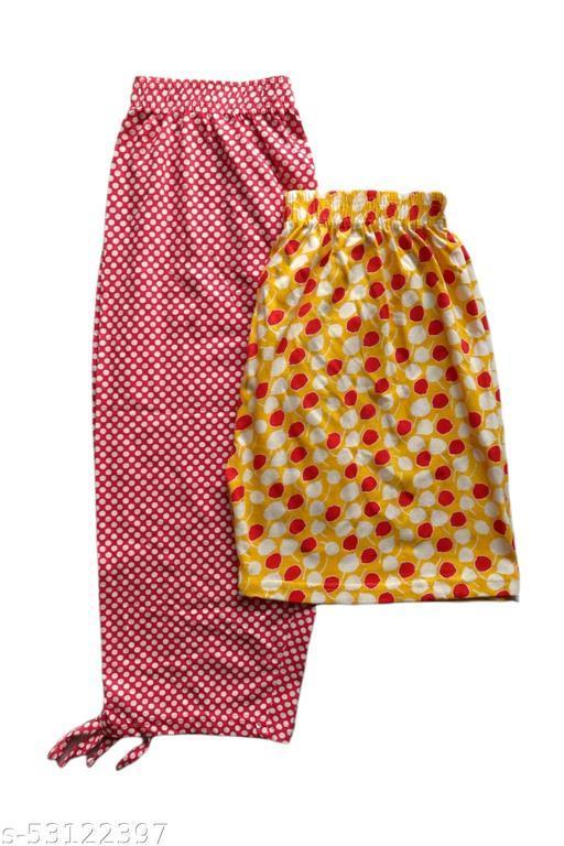 Women's Printed Capri Shorts Combo CSCOMBO10