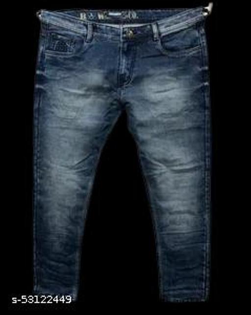 Elegant Modern Men Jeans