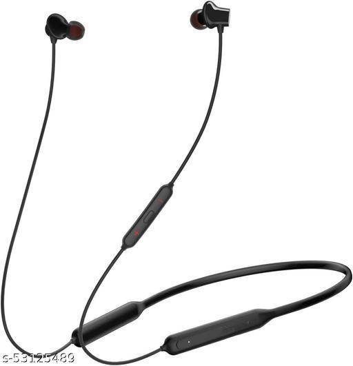 Tech x Bullets Wireless Z in Ear Bluetooth Earphones with Mic (Black)