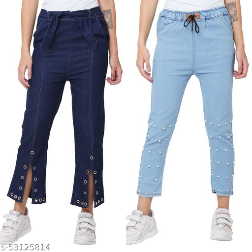 Pretty Graceful Women Jeans