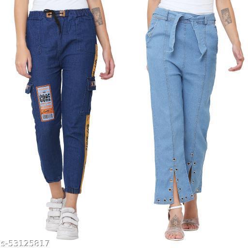 Classy Fashionista Women Jeans