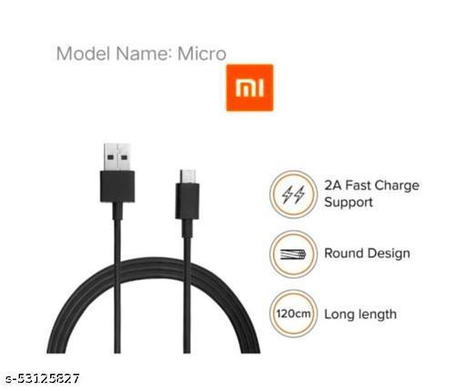 Mi USB Cable 120cm Black