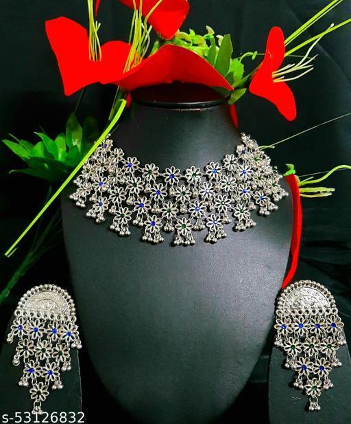 Anshulstore Latest Fashion Jewellery Set.