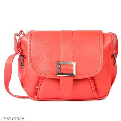 Red Women Handbags
