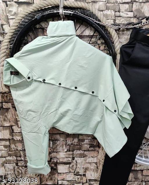 Lycra men shirt