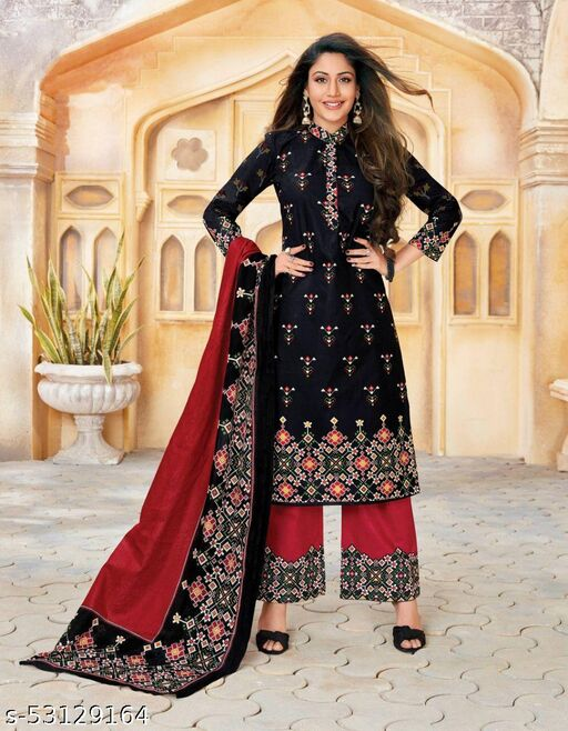 Pure Cotton Suits Dress Material