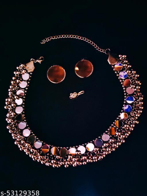 oxidise jewellery set