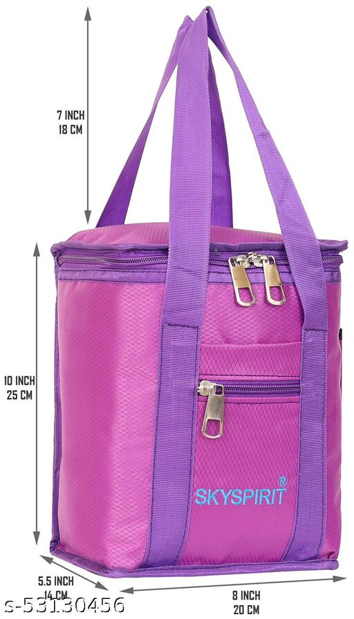 School Office Picnic Waterproof Lunch Bag