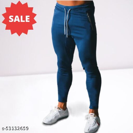 Latest Style Trackpant with High Quality Stretchable Fabric
