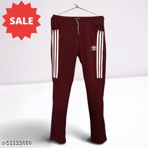 Latest Design Trackpant with High Quality Stretchable Fabric