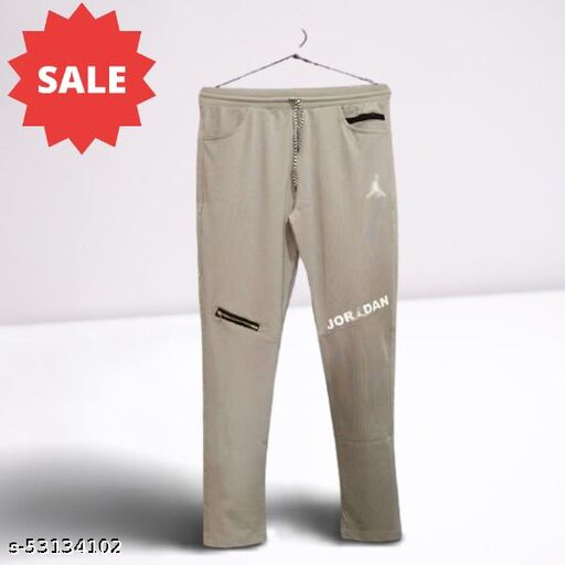 Trendy Design Trackpant with High Quality Stretchable Fabric