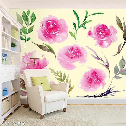 Durga Quality Creation Decorative Vinyl Wallpaper Sticker Poster Size (48 x 36 Inch)