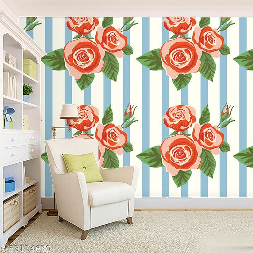 Durga Quality Creation Decorative Vinyl Wallpaper Sticker Poster Size (36 x 24 Inch)