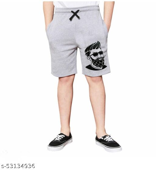 Pyjama Singh Casual Fashionista Men Shorts