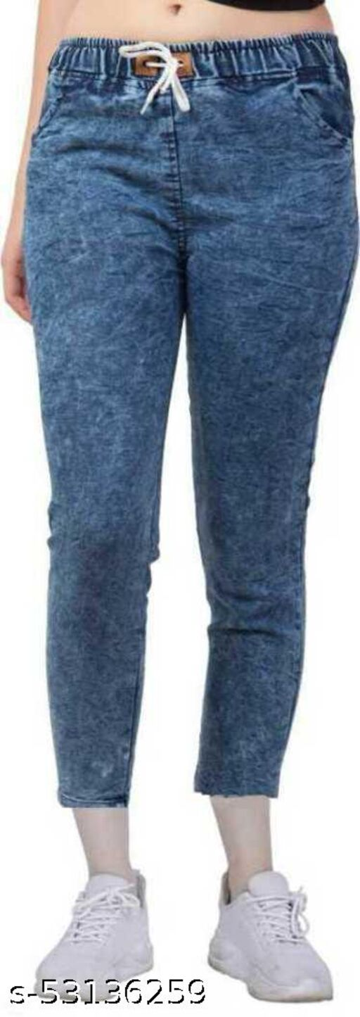 MHR FASHION WASHED JEANS