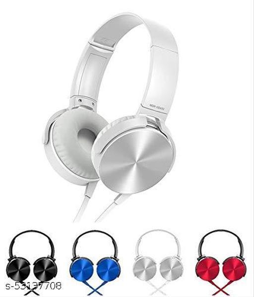 high bass wired headphone