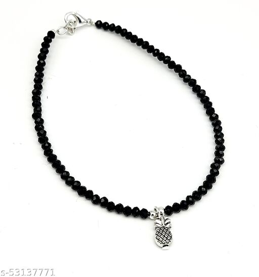 Bead anklet