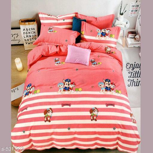 Trendy GlaceCotton 100 x 90 Double Bedsheet