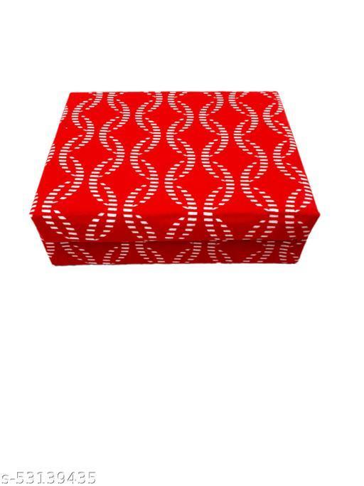 Wooden 3 Rod bangle case gift wedding box organizer stylish travel storage designer bridal jewelry makeup box for women and girls bride new design Red bangle box