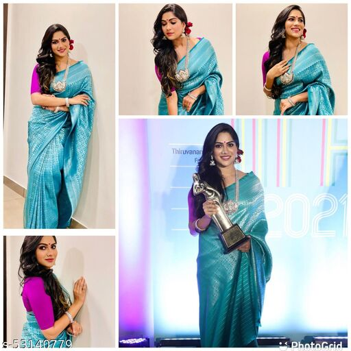Presenting Enchanting Yet Breathable Organic Banarasi Sarees For Intimate And Big Fat Indian Weddings, That Are Light On Your Skin And Uplift Your Wedding Shenanigans!