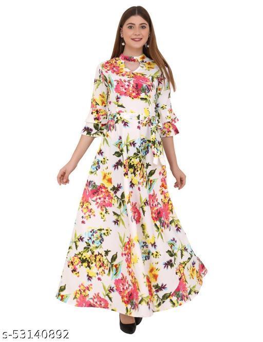 Stylish Choker Gowns