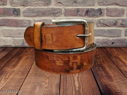 Premium Leather Belt for Men Casual wear
