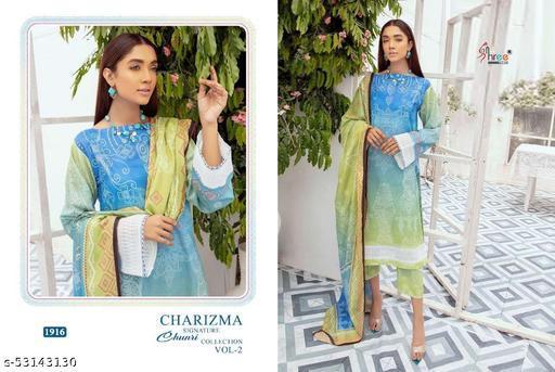 CHARIZMA CHUNRI suit