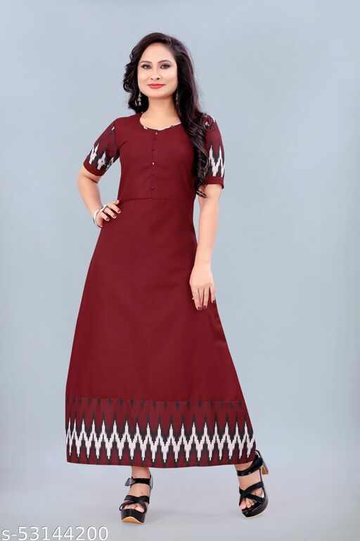 New Nency Gown