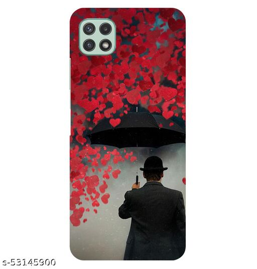CreativeSoul ''Attitude Boy Ignore Love'' Printed Hard Back Case For Samsung Galaxy A22 5G, Designer Cases & Covers For Your Smartphones